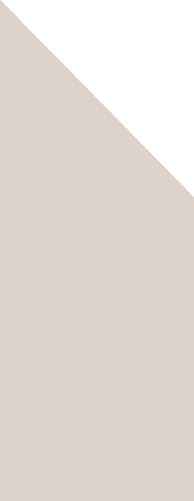 Beige Parallelogram