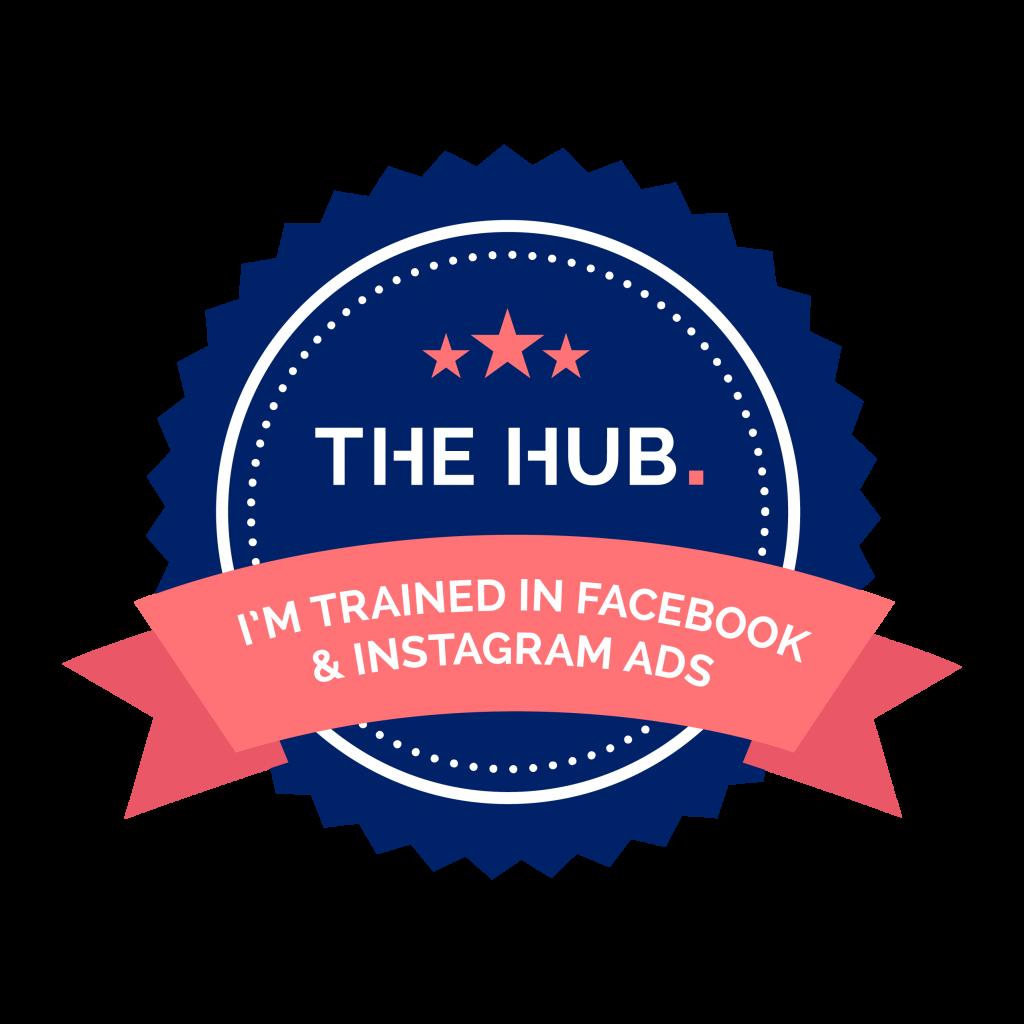 Facebook Ad Badge
