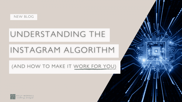 Understanding the instagram algorithm